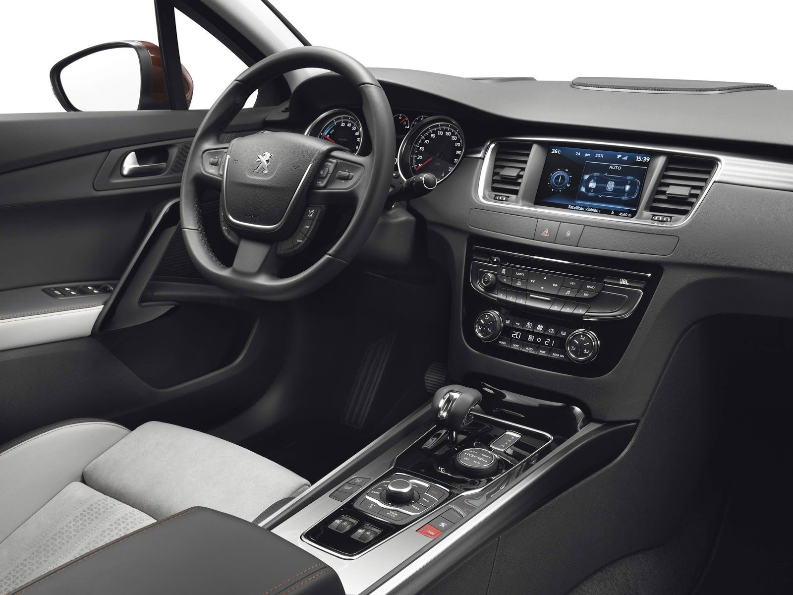 Nuevo peugeot 508 archives cambiosecuencial for Interior peugeot 508